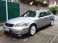 Silver Honda Civic 2000 for sale in Las Pinas