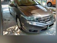 Selling Silver Honda City 2012 in Cavite