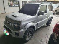 Sell White 2015 Suzuki Jimny in Quezon City