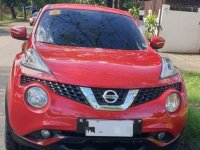 Sell Red 2016 Nissan Juke in Manila
