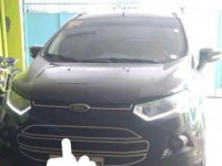 Black Ford Ecosport 2016 for sale in Caloocan