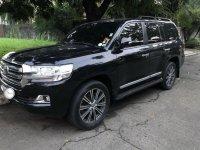 Toyota Land Cruiser Standard Auto 2017