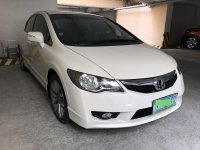 Sell Pearl White 2009 Honda Civic in Quezon City