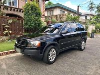 Sell Black 2006 Volvo XC90 in Davao