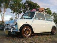 Sell Pearl White 1984 Mini Cooper in Cebu City