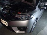 Selling Silver Honda Jazz 2014 in Parañaque