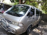 Silver 1999 Kia Pregio for sale in Manila
