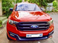 Ford Everest Ambiente Auto 2016