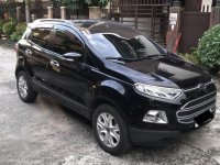 Ford EcoSport Trend Auto 2017