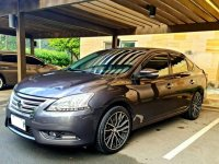 Grey Nissan Sylphy 2015 for sale in Pasig City