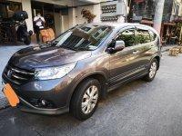 Sell Grey 2015 Honda Cr-V in Manila