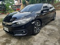 Sell Black 2017 Honda Civic in Manila