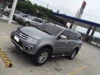 Grey Mitsubishi Montero 2015 for sale in Manila