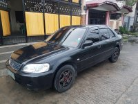 Sell Black 2002 Honda City in Mabalacat