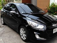 Black Hyundai Accent 2011 for sale in Pasig