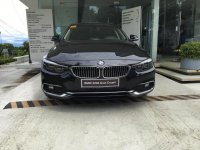 Selling Black BMW 420D 2020 in Taguig