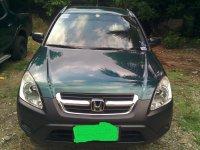 Green Honda Cr-V 2003 for sale in Manila