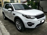 White Land Rover Discovery 2018 for sale in Quezon