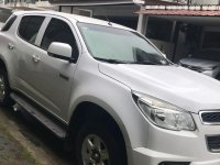 White Chevrolet Trailblazer 2014 for sale in Taguig