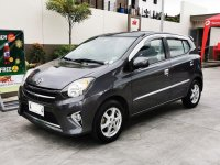 Grey Toyota Wigo 2015 for sale in Marikina