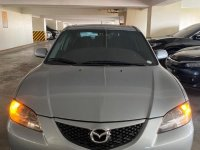 Silver Mazda 3 2007 for sale in Mandaluyong