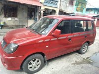 Red Mitsubishi Adventure GLX2 2013 for sale in Mandaluyong