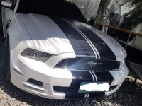 Selling White Ford Mustang 2013 in Bulacan