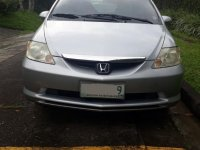 Selling Silver Honda City 2003 in Manila