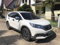 Selling White Honda CR-V 2013 in Santa Rosa