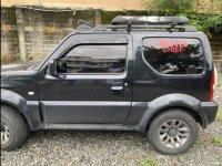 Yellow Suzuki Jimny 2017 SUV / MPV at  Automatic   for sale in Parañaque