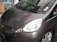 Selling Silver Honda Jazz 1.5 RS 2010 in Pasig