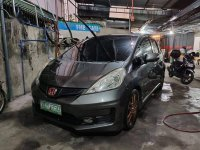 Selling Silver Honda Jazz 2012 in Quezon
