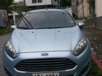 Selling Brightsilver Ford Fiesta 2014 in Pasig