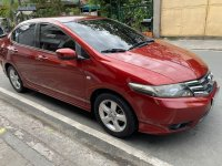 Red Honda City 2012 for sale in Pasig