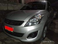 Selling Silver Suzuki Swift 1.2 2011 in Quezon