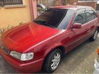 Selling Red Toyota Corolla 1999 in Manila