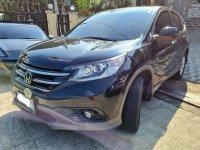 Black Honda CR-V 2013 for sale in Mandaluyong