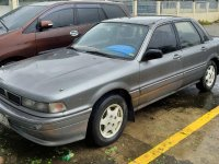 Selling Silver Mitsubishi Galant 1992 in General Trias