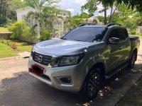Selling Silver Nissan Navara 2017 in Cabuyao