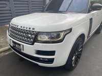 Selling White Land Rover Range Rover 2018 in Makati
