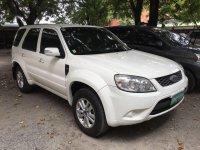 White Ford Escape 2012 for sale in Quezon