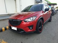 Selling Red Mazda CX-5 2014 in Malolos