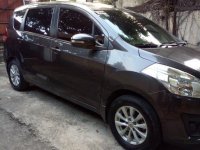 Silver Suzuki Ertiga GL 2015 for sale in Pasig