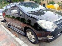 Selling Black Toyota Innova 2007 in Quezon