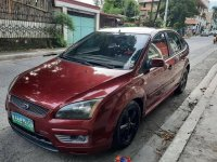 Red Ford Focus 2005 for sale in Marikina