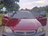 Selling Red Honda Civic 2000 in Carmona