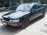 Selling Black Toyota Corolla 1997 in Floridablanca