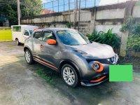 Selling Silver Nissan Juke N-Style 2017 in Marikina
