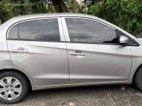 Selling Silver Honda Brio Amaze 2015 in Manila