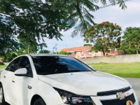 Selling White Chevrolet Cruze 2011 in Bacoor